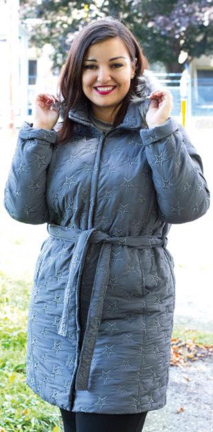 Zimní bunda pro baculky Petrklíč Zora
