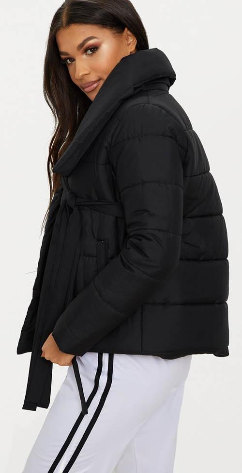 Pohodlná dámská bunda