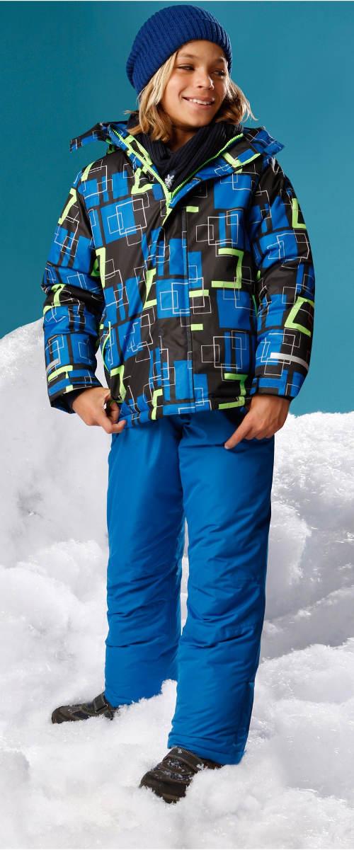Dětská bunda na hory