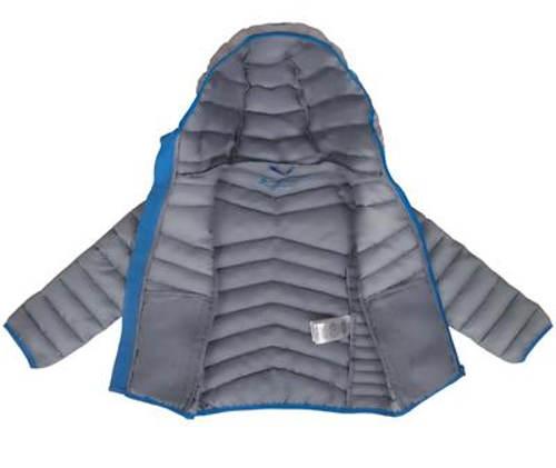 Dětská prošívaná bunda Alpine Pro