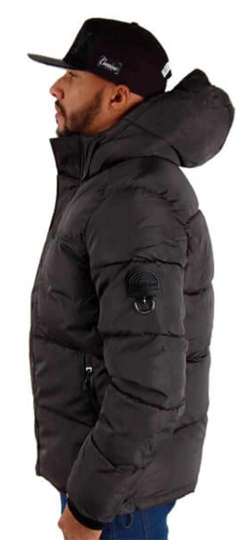 Hřejivá pánská zimní bunda