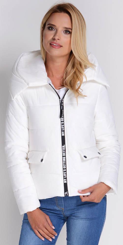 Italská luxusní dámská bunda Avaro