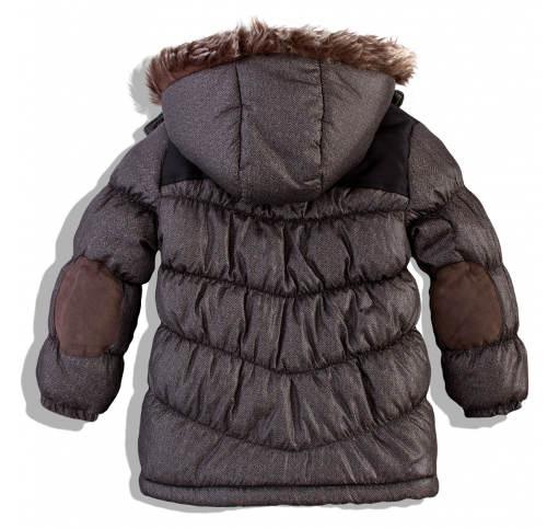 Klučičí zimní bunda