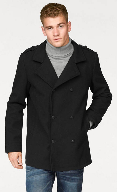 Krátký pánský kabát John Devin