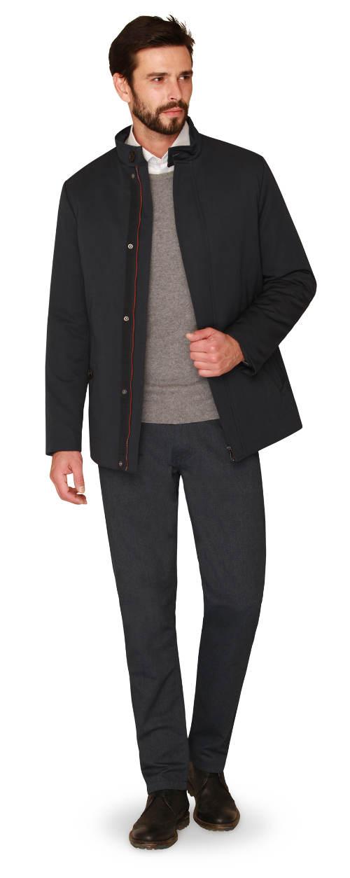 Lehká pánská zimní bunda Pietro Filipi