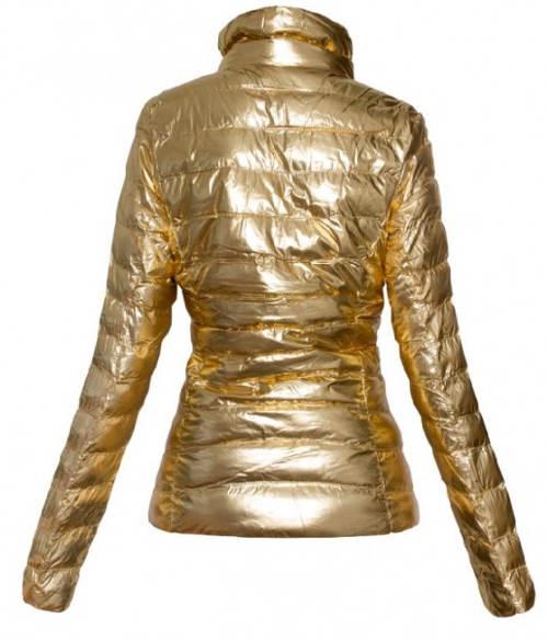 Originální zlatá bunda