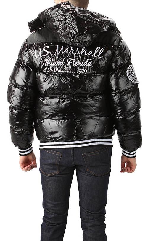 38cd09fae2 Pánská zimní bunda U.S. Marshall ...