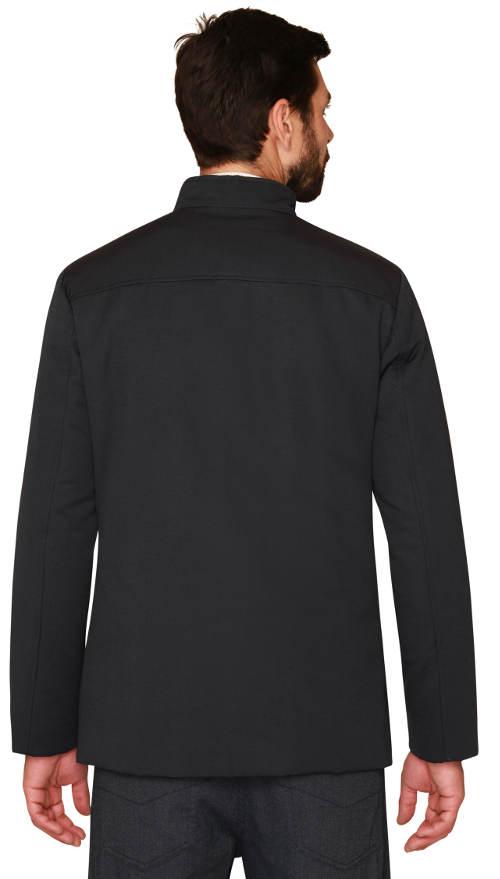 Pánská zimní kabátová bunda