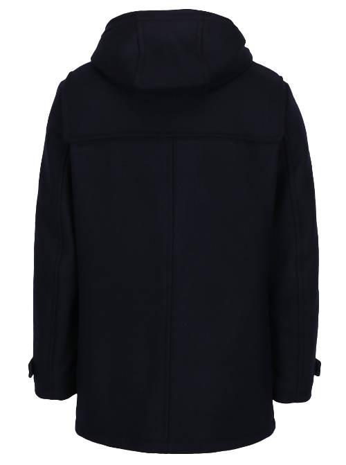 Pánský kabát s kapucí