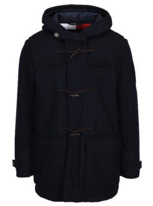 Pánský zimní vlněný kabát Tommy Hilfiger Jersey