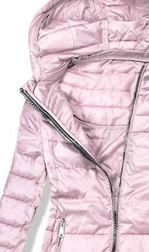 Prošívaná dámská přechodová bunda