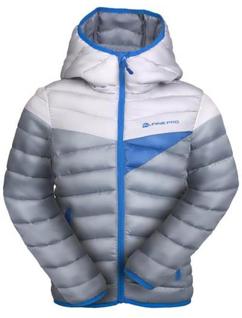 Ultralehká dětská zimní bunda ALPINE PRO