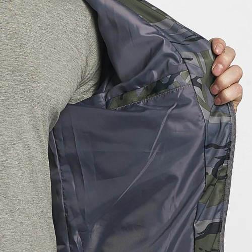 Vnitřní kapsa bundy