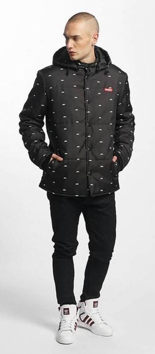 Zimní bunda městská móda