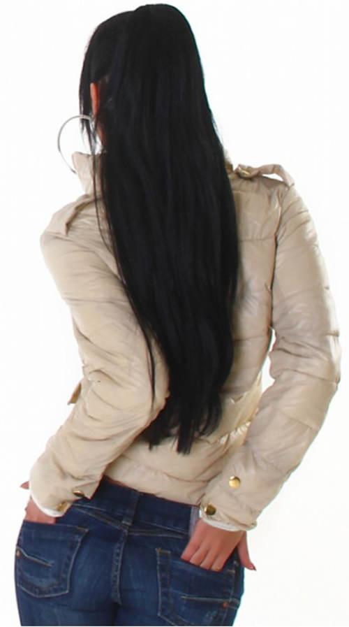 Zimní bunda pro mladé