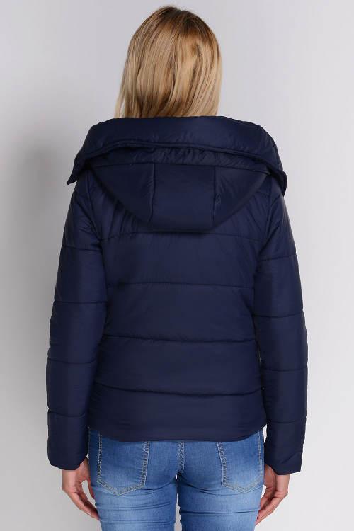 Zimní prošívaná italská bunda