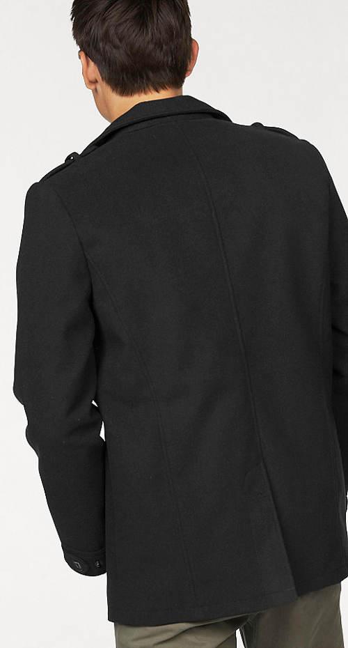 Značkový pánský zimní kabát