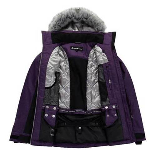 Luxusní dámská bunda na hory