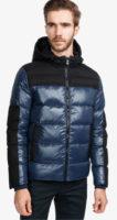 Modro-černá pánská bunda Tommy Hilfiger