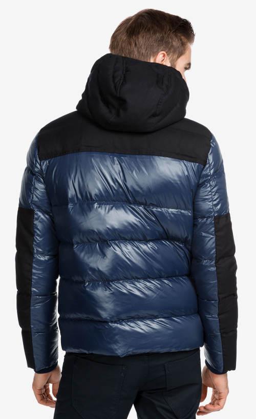 Pánská zimní bunda v akci