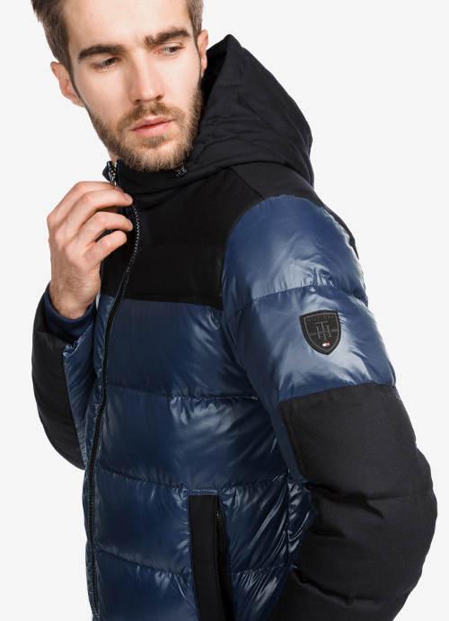 Značková zimní bunda Tommy Hilfiger