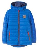 Chlapecká modrá bunda výprodej