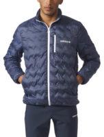 Pánská prošívaná zimní bunda Adidas