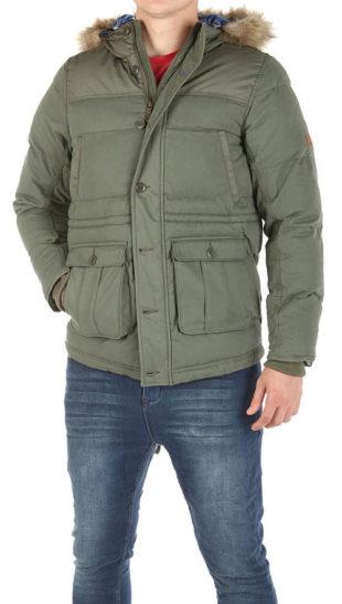 Pánská zimní bunda Adidas výprodej