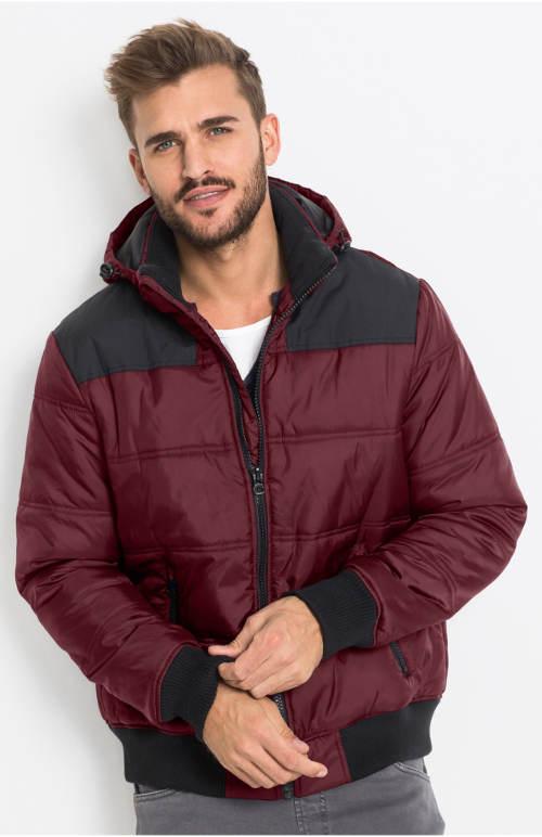 Pánská zimní bunda za příznivou cenu