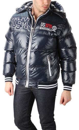 Prošívaná pánská zimní bunda od značky US. Marschall