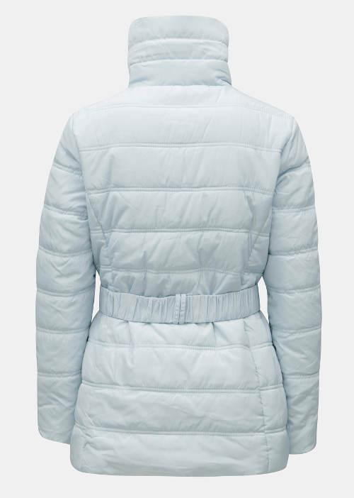 Dámská zimní bunda s vysokým rolákem