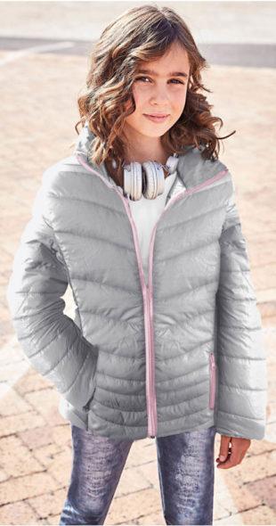 Vatovaná dětská zimní bunda výprodej
