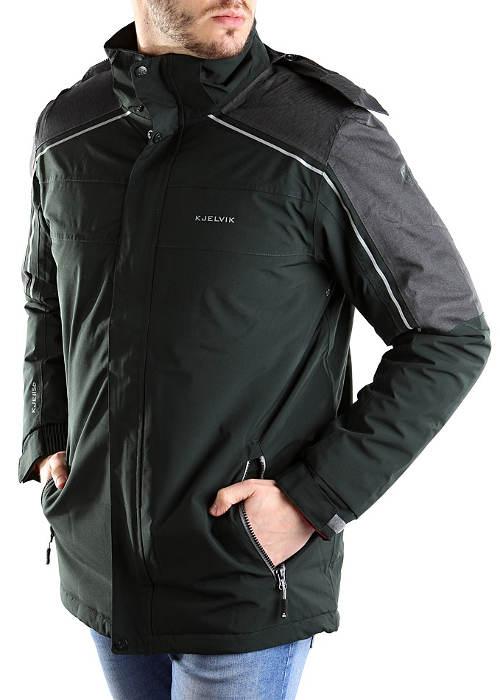 Norská pánská zimní bunda Kjelvik