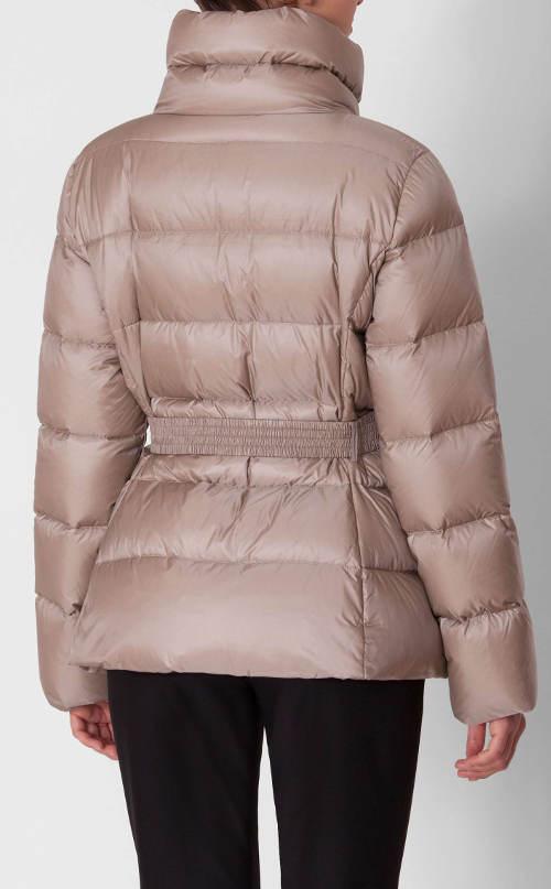 Dámská zimní bunda Pietro Filipi s opaskem