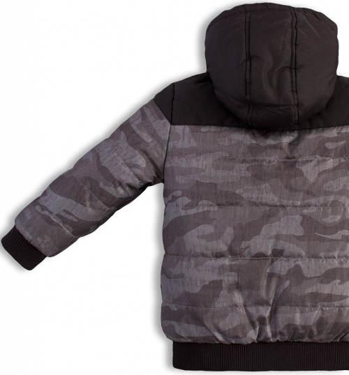 Klučičí vojenská zimní bunda
