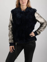 Luxusní dámská zimní bunda Replay W7133