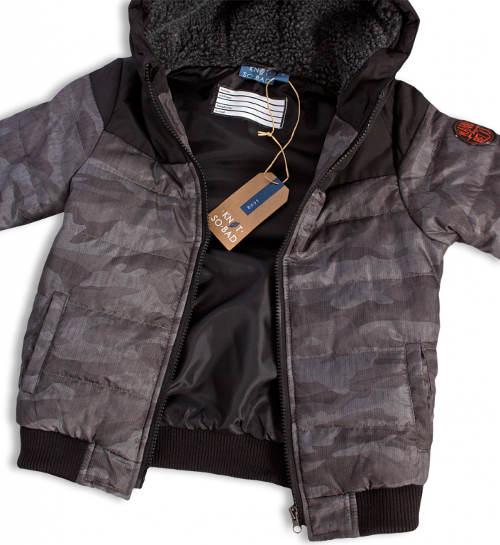 Moderní army bunda pro syna
