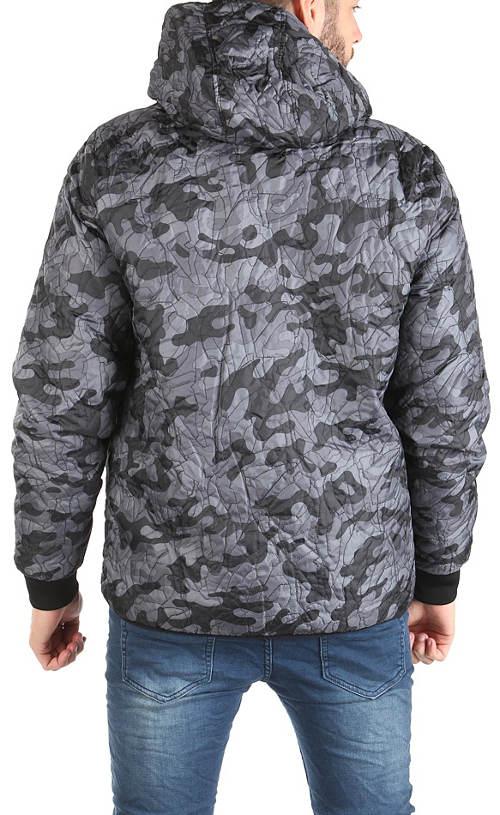 Pánská vojenská zimní bunda