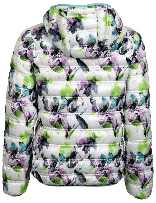Pestrobarevná zimní bunda Alpine Pro
