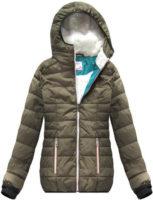 Teploučká dámská outdoorová bunda