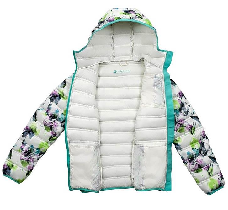 Zimní bunda s hřejivým mikrovláknem