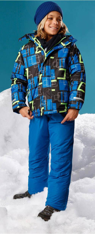 Zimní bunda pro holky i pro kluky