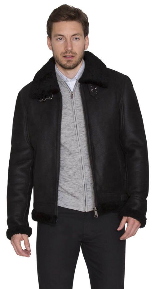 Zimní bunda pro manažery
