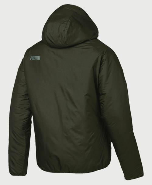 Zimní pánská Puma bunda s kapucí