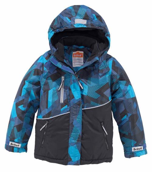 Chlapecká zimní bunda Scout