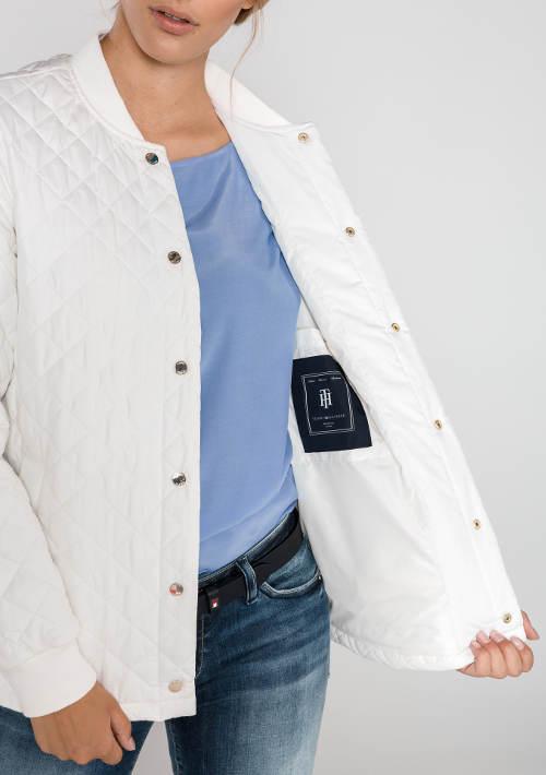 Dámská bunda Tommy Hilfiger výprodej