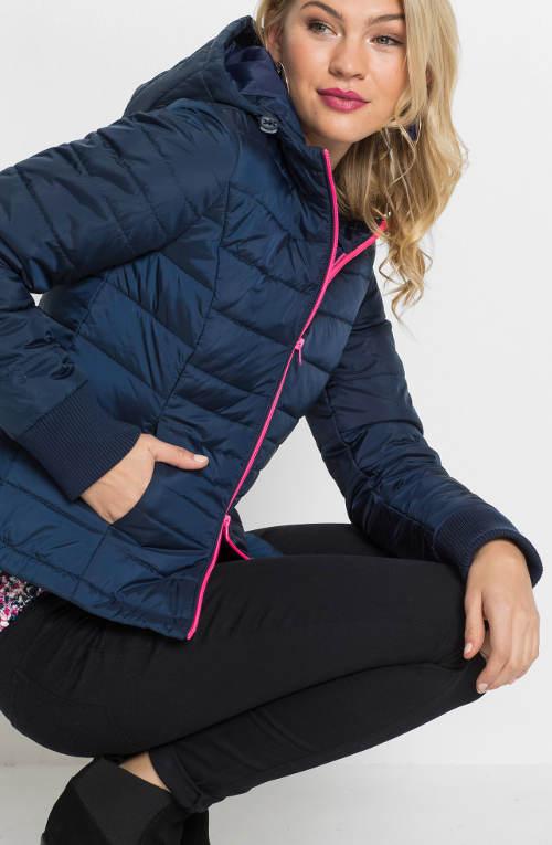 Dámská zimní bunda do pasu Bonprix