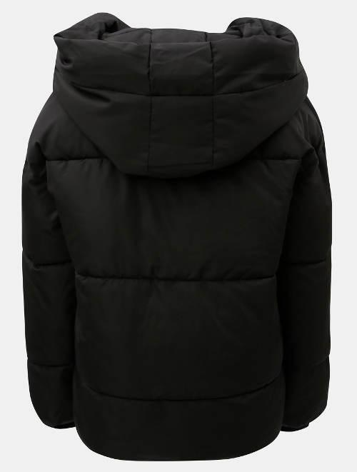 Hrubá dámská zimní bunda