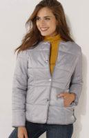 Jemná a hřejivá bunda na zimu