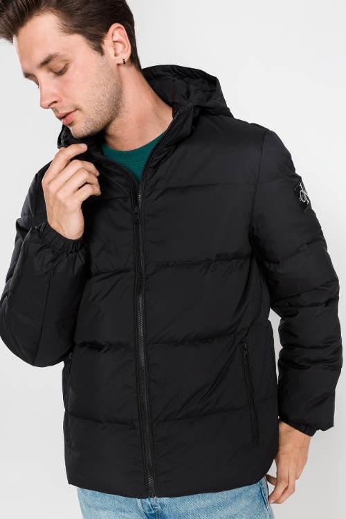 Pánská peřová zimní bunda Calvin Klein